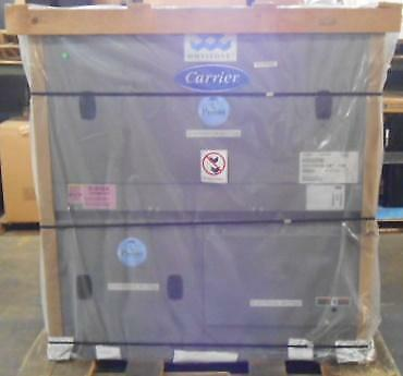 CARRIER 50XCR06AAPE5AA-0AA 5 TON UPFLOW ROOFTOP AIR CONDITIONER 11.2 EER R-410A