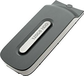 120GB Large Space HDD External Hard Drive Disk For XBOX 360