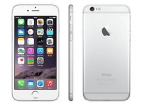 iPhone 6 16GB in Mint Condition Unlocked Silver with warranty!