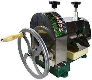 Hand-Operated Sugar Cane Ginger Press Juicer134020