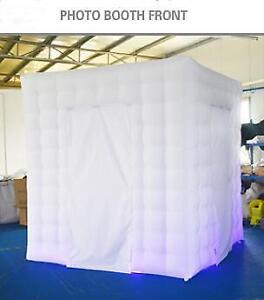 Inflatable Professional LED Photo Booth Tent NO. 239110