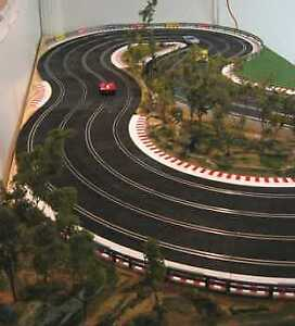 NINCO 1/32 SLOT CAR TRACK BY THE PIECE