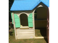 Little tike Country Cottage Playhouse