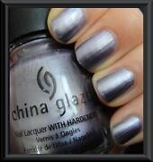 Metallic Silver Nail Polish