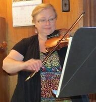 Allyson Lyne Violin Studio - lessons available