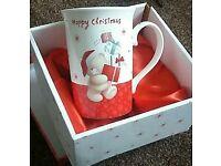 Forever friends Happy Christmas Mug