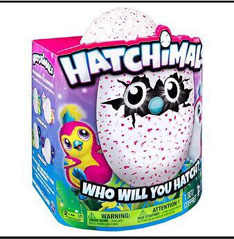 PINK HATCHIMAL BNIB!!