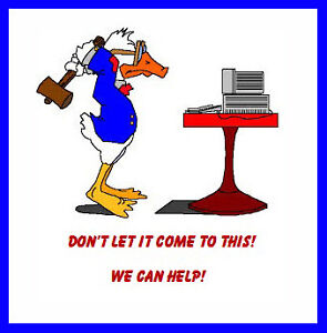 FRUSTRATED?! COMPUTER PROBLEMS? SAMEDAY HELP! -403-400-2308