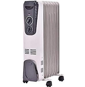 [1500W Oil Filled Heater] NOMA