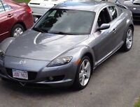 2004 Mazda RX8 GT Low Kms 72,000 asking $8500