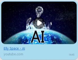 AI (MP3) - Song about Artificial Intelligence