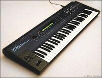 Roland D50  &  D550