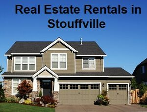 REAL ESTATE RENTALS IN STOUFFVILLE