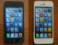 Apple iPhone 5 SALE + ALL CARRIERS + 90 DAY WARRANTY!