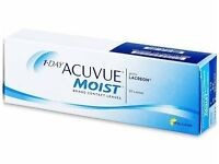 1 Day Acuvue lenses - unopened