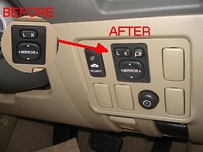Mit Toyota Sienna 11 14 Electirc Power Folding Mirror Turn