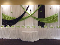 Wedding ad Special Event Decorating