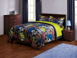 Brand new kids 2 piece kids comforter set
