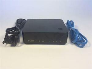 D-Link DHP-540 PowerLine AV 500 4-Port Gigabit Switch