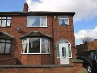 3 Bedroom Semi Detached House Extended with 2 Garages