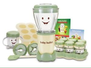 Baby Bullet Food System - magic bullet