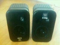 JBL control one speaker never used