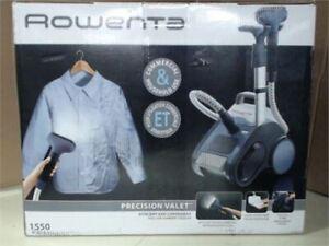 Rowenta Full Size Garment Fabric Steamer (GS6020)