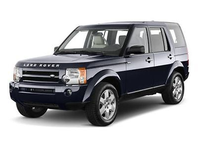 Land Rover Discovery 3 LR3  Workshop Service Repair Manual 2004 - 2008 on CD