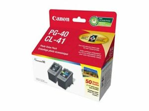 Free Printer Ink pg-40 and cl-41 for canon