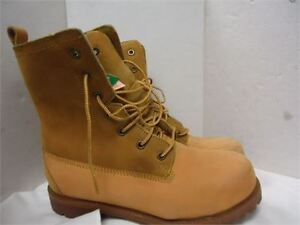 Workload Safety Boots- size 9W  new in box but worn 1 time