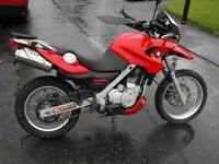 BMW F650GS - sell, may be interested in a smaller bike