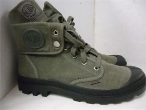 Mens Palladium Baggy Boots- size 9.5 brand new in box