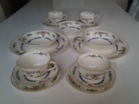 Old English Eastbourne Pattern Tableware.