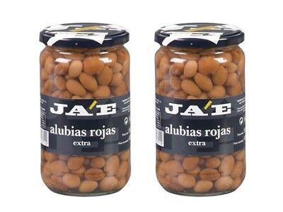 2x JAE Alubias Rojas Extra 400g
