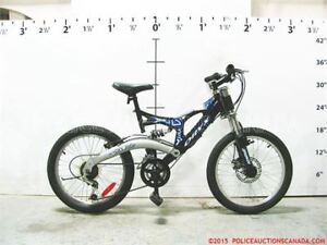 Boys 12 Speed Bicycle - ORYX CHAOS
