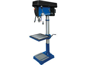 DRILL PRESS 20 IN FLOOR UNIT NEW Motor Required