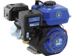 Brand New, never fire 208 cc (7hp) Powerfist motor