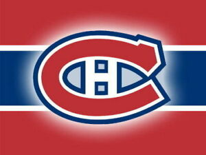 2 to 4 Montréal Canadiens tickets - Red Level