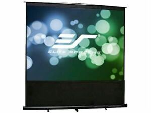Projection Screen 8x6 tabletop model
