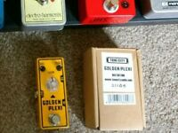 Tone city golden plexi pedal