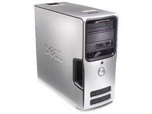 Dell dimension e520 with Dell monitor