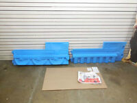 INCOMPLETE Thomas The Train Toddler Bed Frame
