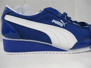 Ladies Puma Sneakers- size 6-1/2 brand new with box