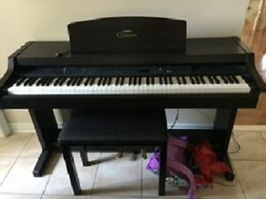 Yamaha Crainova Electric Piano
