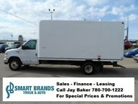 "2011 Ford Econoline E-450 cube van "" LEASE OPTIONS AVAILABLE """