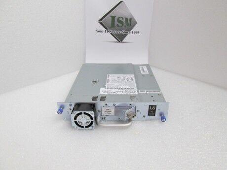 Ibm 3573 8348 35p1982 35p1897 Lto6 Fibre Hh Tape Drive For Ts3100 Ts3200