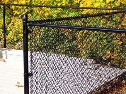 Black Pvc Coated Fencing Wire Gumtree Australia Free
