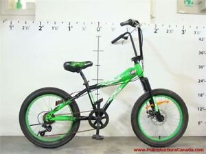 Kids Ptibull bike