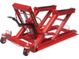 Big Red 1500 lb ATV/Motorcycle Jack