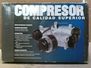 NEW 98 - 01 Ford E-350 Econoline A/C Compressor with Clutch